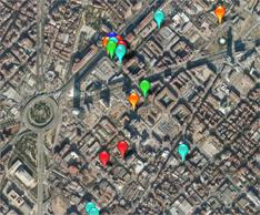 mapa recerca