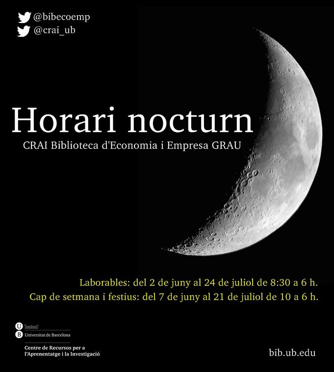 horarinocturn2014 estiu